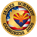 Jim Schmidt for Congress 2020 Logo